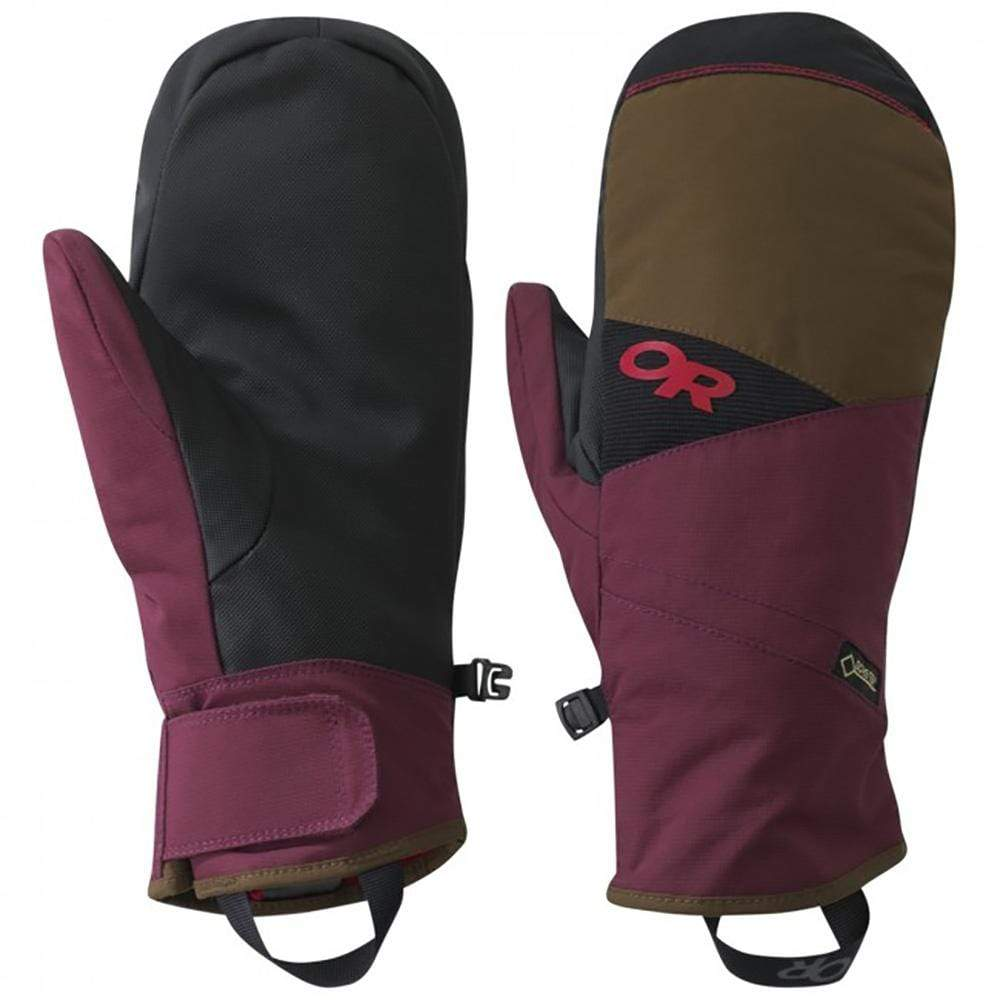 Outdoor Research Other Gear Outdoor Research Centurion Mitts Men XS / Zin/Carob/Tomato OR253952-1323005