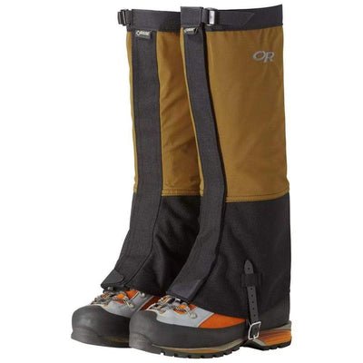 Outdoor Research Other Gear Outdoor Research Crocodile Gaiters Men MD / Ochre/Black OR243118-1702007
