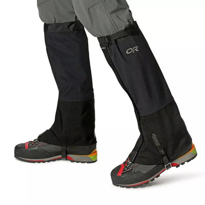 Outdoor Research Other Gear Outdoor Research Crocodile Gaiters Men SM / Black OR243118-0001006