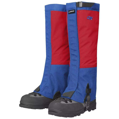Outdoor Research Other Gear Outdoor Research Crocodile Gaiters Women SM / Blue/Red OR243112-1830006