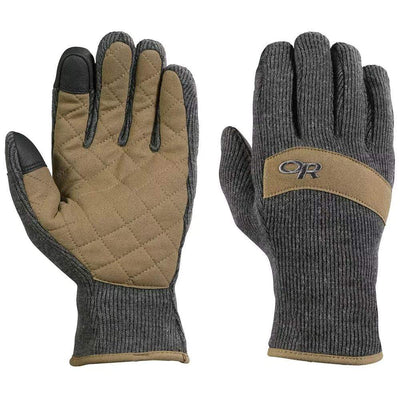 Outdoor Research Other Gear Outdoor Research Exit Sensor Gloves Mens MD / Grey OR243141-0890007