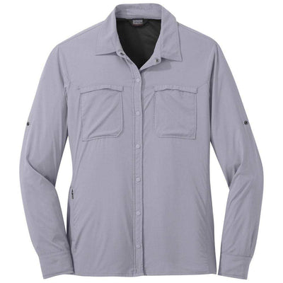 Outdoor Research Other Gear Outdoor Research Optimist Long Sleeve Shirt Women SM / Moonstone OR274440-1781006