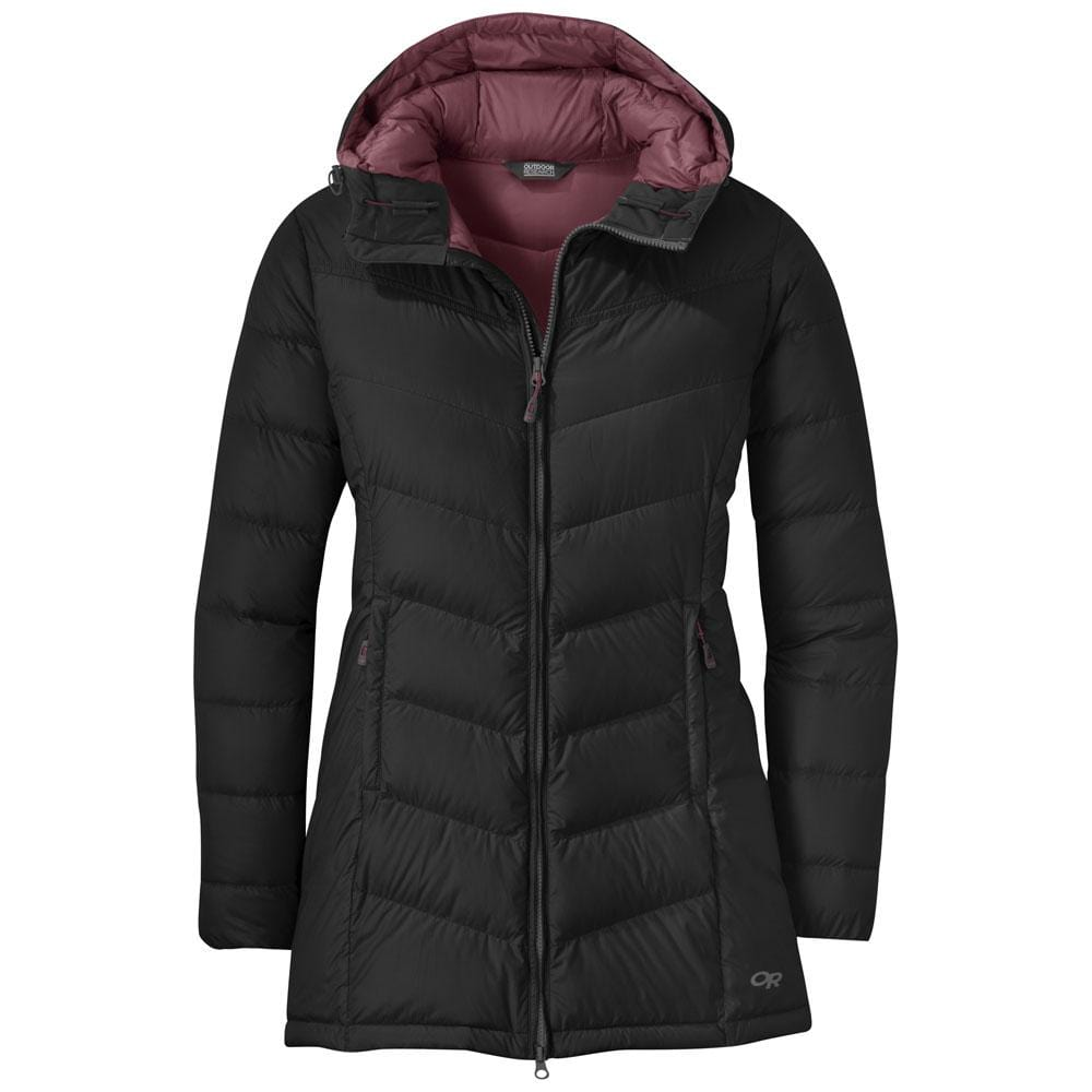 Outdoor Research Other Gear Outdoor Research Transcendent Down Parka Women SM / Black OR268104-0001006