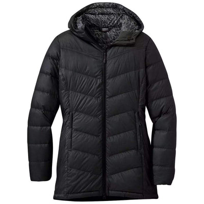 Outdoor Research Other Gear Outdoor Research Transcendent Down Parka Women SM / Black/Storm OR268104-1344006