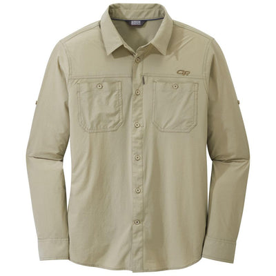 Outdoor Research Other Gear Outdoor Research Wayward Long Sleeve Shirt Men SM / Hazelwood OR269221-1423006