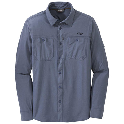 Outdoor Research Other Gear Outdoor Research Wayward Long Sleeve Shirt Men SM / Steel Blue OR269221-1421006