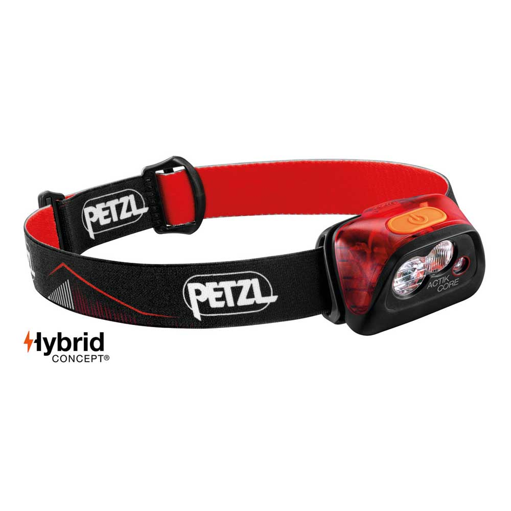 Petzl Other Gear Petzl Actik Core Red L370,E099GA01