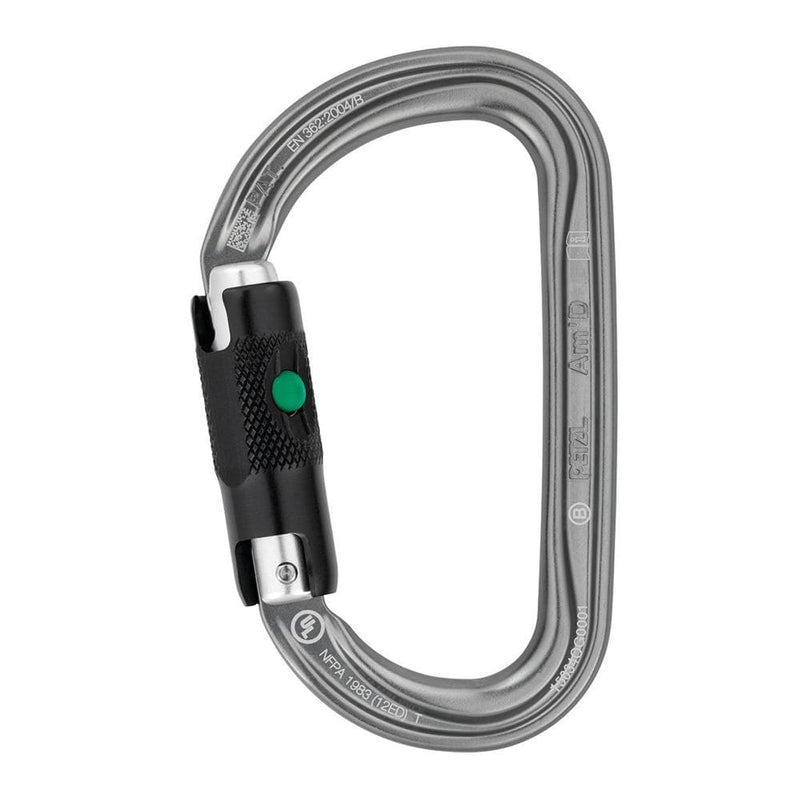 Petzl Industrial Petzl AM'D Ball Lock K168,M34ABL