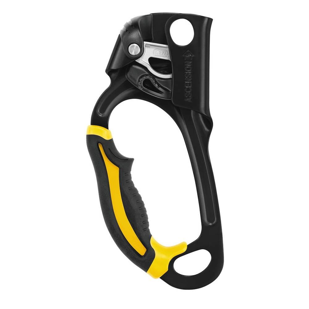 Petzl Industrial Petzl Ascension Left Handed Black/Yellow A060,B17ALA