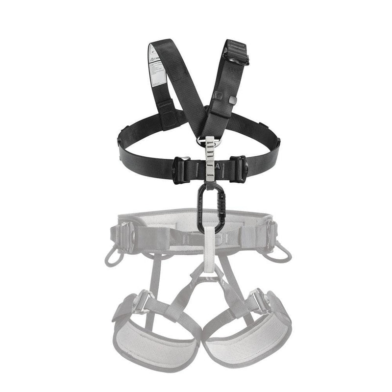 Petzl Industrial Petzl Harness Chest'Air Black I612,C98A