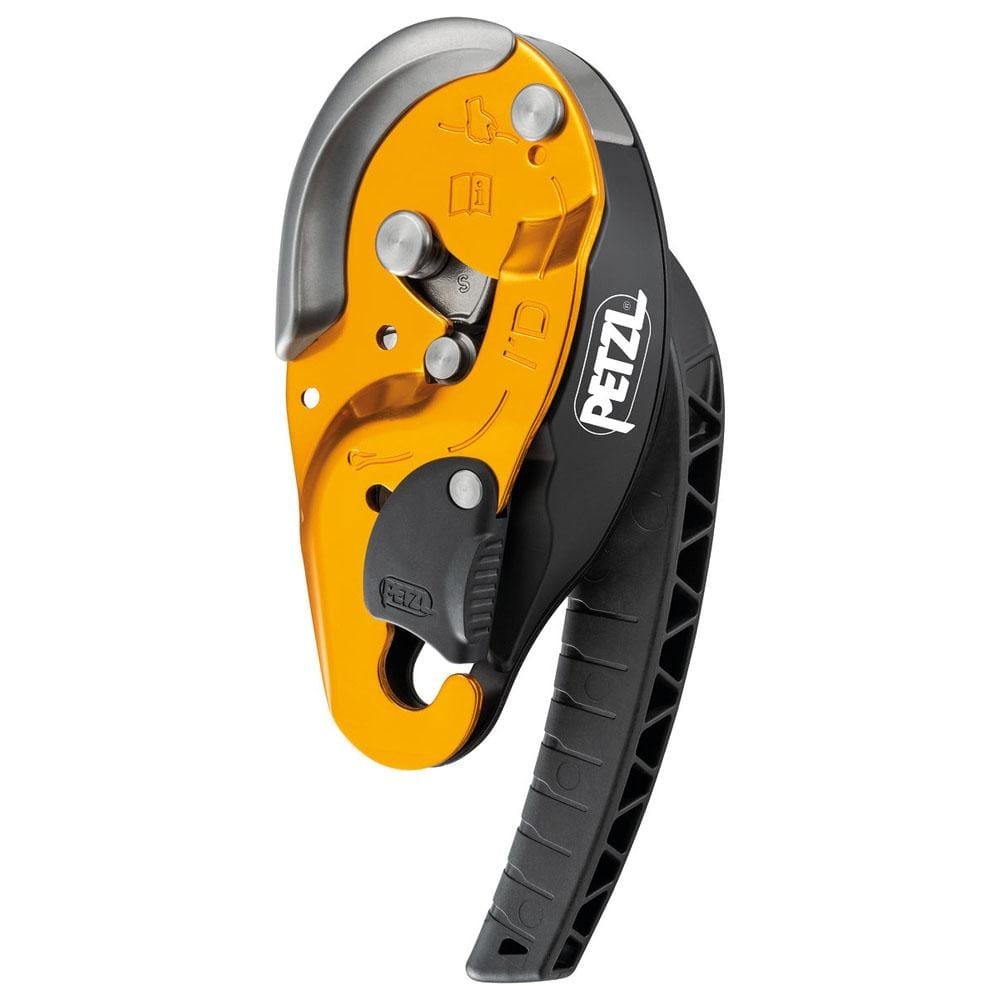 Petzl Industrial Petzl Industrial Descender I'D S Yellow D160,D020AA00