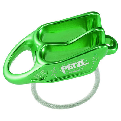 Petzl Other Gear Petzl Reverso Green D160,D017AA01