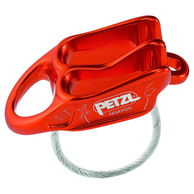 Petzl Other Gear Petzl Reverso Red/Orange D160,D017AA02