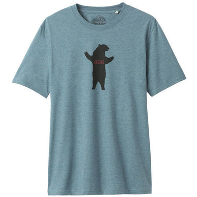 Prana Other Gear Prana Bear Squeeze Journeyman Tee Men LG / Blue PM13191530-BNHT-L