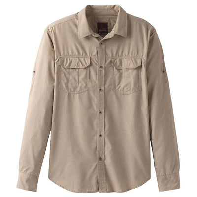 Prana Other Gear Prana Citadel Long Sleeve Shirt Men SM / Dark Khaki PM21170308-DKKH-S