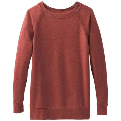 Prana Other Gear Prana Cozy Up Sweatshirt Women LG / Mulled Wine Heather PW23180582-MWHT-L