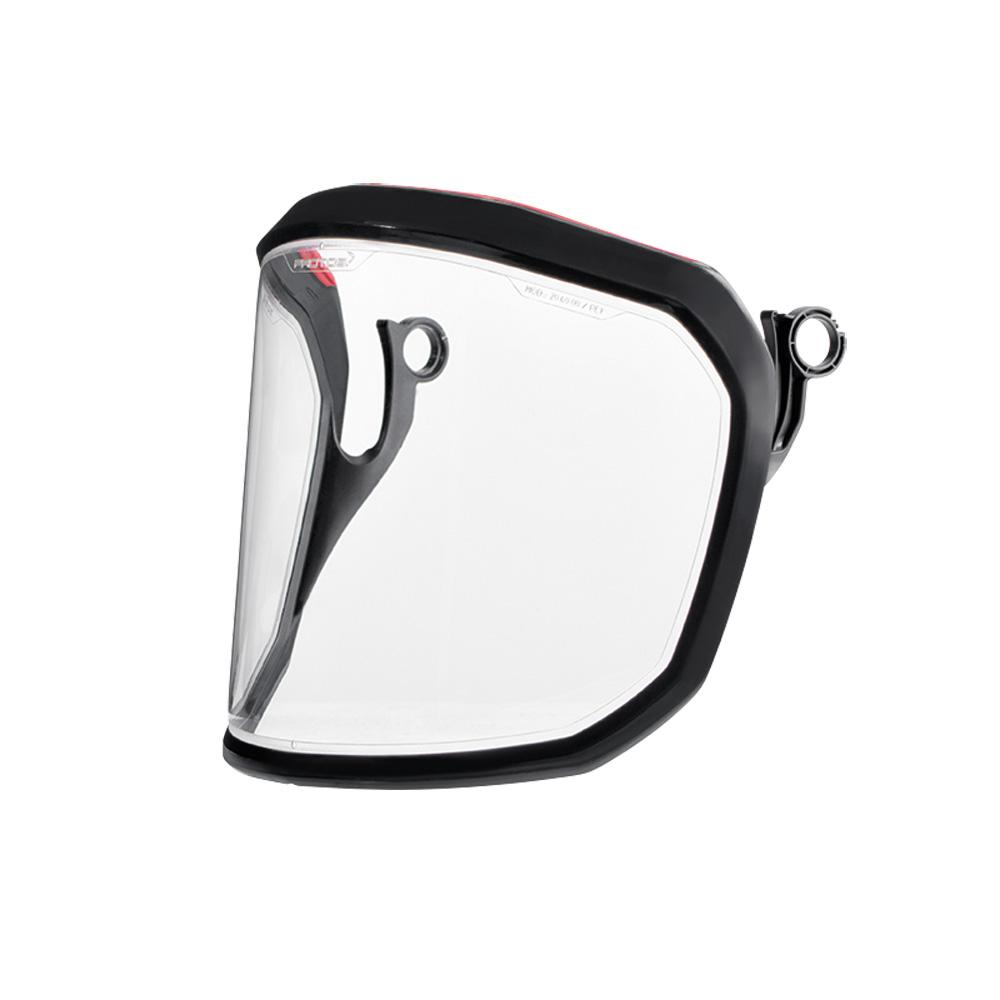 Protos Integrated Clear Visor