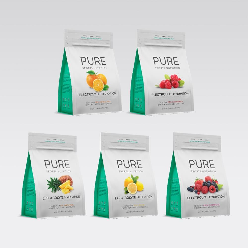 Pure Sports Nutrition Other Gear Pure Electrolyte