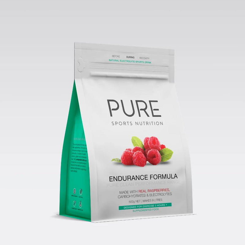 Pure Sports Nutrition Other Gear Pure Endurance Hydration Raspberry 500G Pure500ER