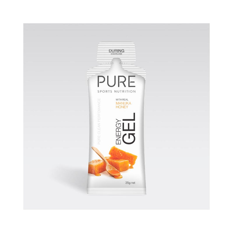 Pure Sports Nutrition Other Gear Pure Energy Gel Banana Manuka Honey Pure35EGBM