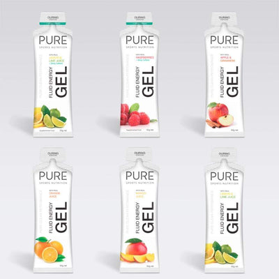 Pure Sports Nutrition Food : Food GST NA Pure Fluid Energy Gel