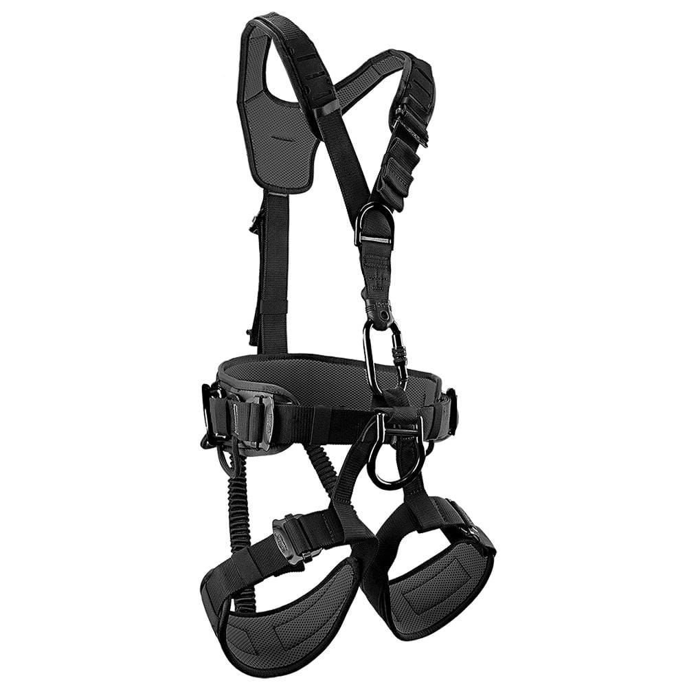 Rock Empire Industrial Rock Empire Atlas Uni Harness Black