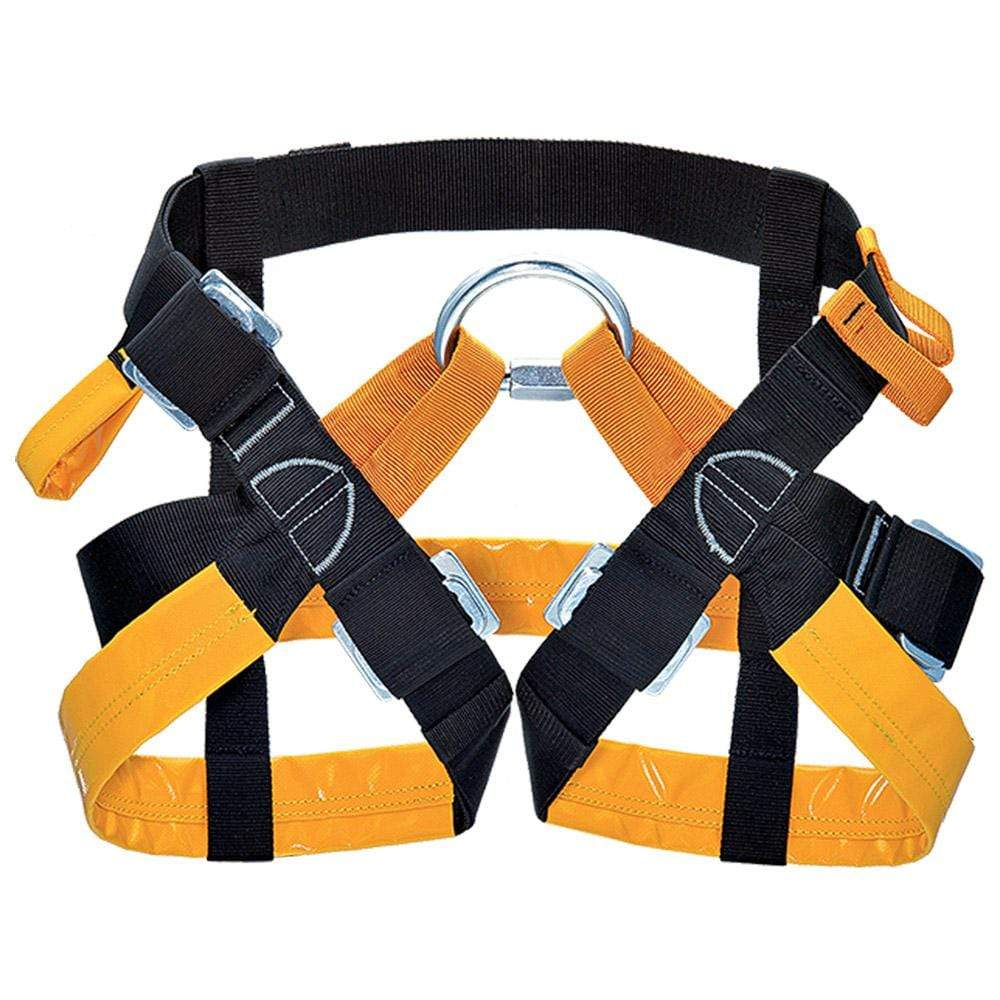 Rock Empire Other Gear Rock Empire Speleo Harness Black RE8595570100554