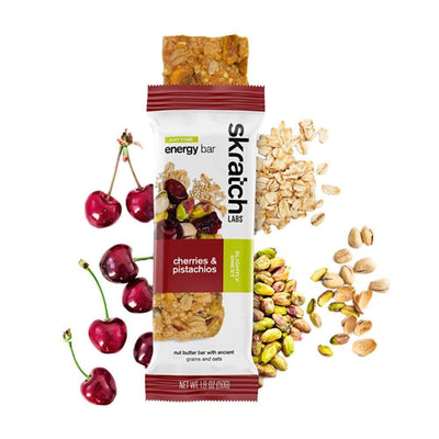 Skratch Labs Other Gear Skratch Labs Anytime Energy Bar Cherry Pistachio SKRAEB-CP-50g