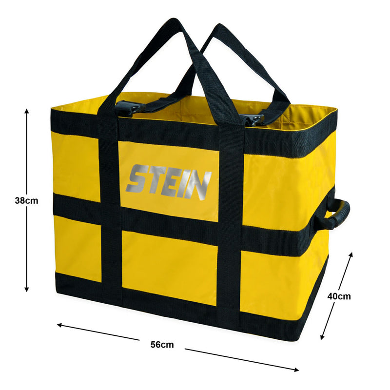 Stein The Rigger 85L Storage Bag Yellow