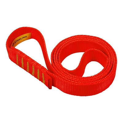 Sterling Other Gear Sterling 25mm Tubular Nylon Sling 60cm / Orange SSW254MSSL0724