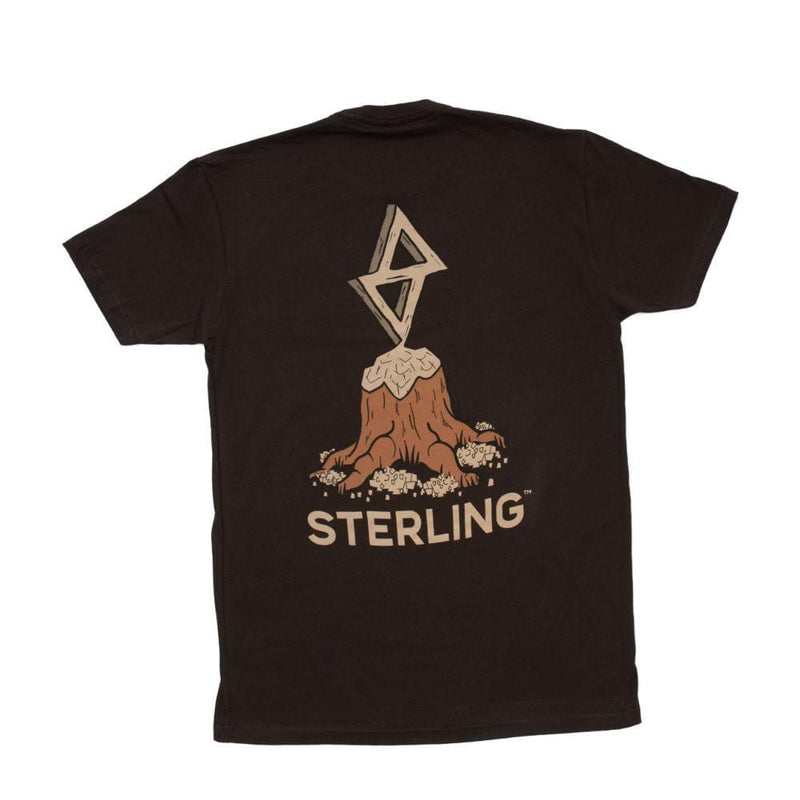 Sterling Industrial Sterling Arbor T-Shirt Brown