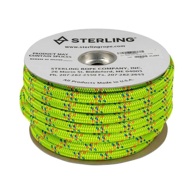 "Sterling Industrial Sterling Atlas 19mm (3/4"") 61m (200') Neon Green SAT190190061"