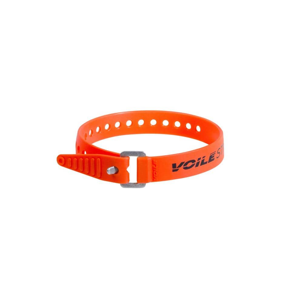 "Voile Other Gear Voile Ski Strap 15"" / Orange VOI-800-15-O"