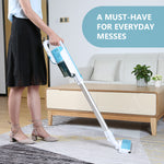 ALBOHES AR172 Cordless Stick Vacuum Cleaner - White