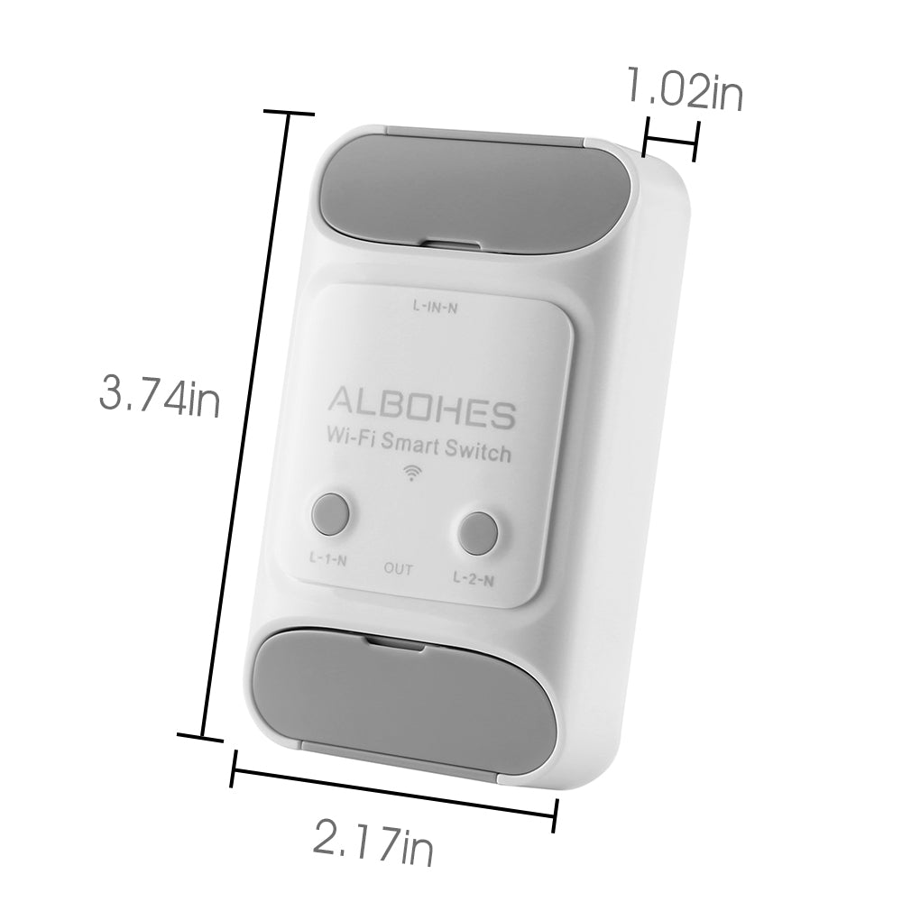 ALBOHES SH - 08 Smart Breaker