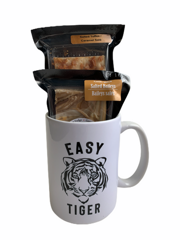 Easy Tiger - COVID Sass Coffee Mug