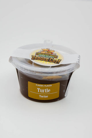Turtle - Fudge Cup