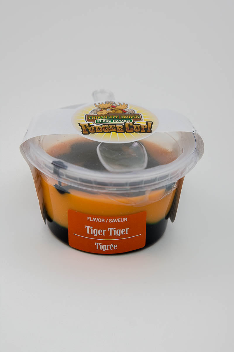 Tiger Tiger - Fudge Cup