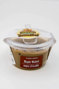 Maple Walnut - Fudge Cup