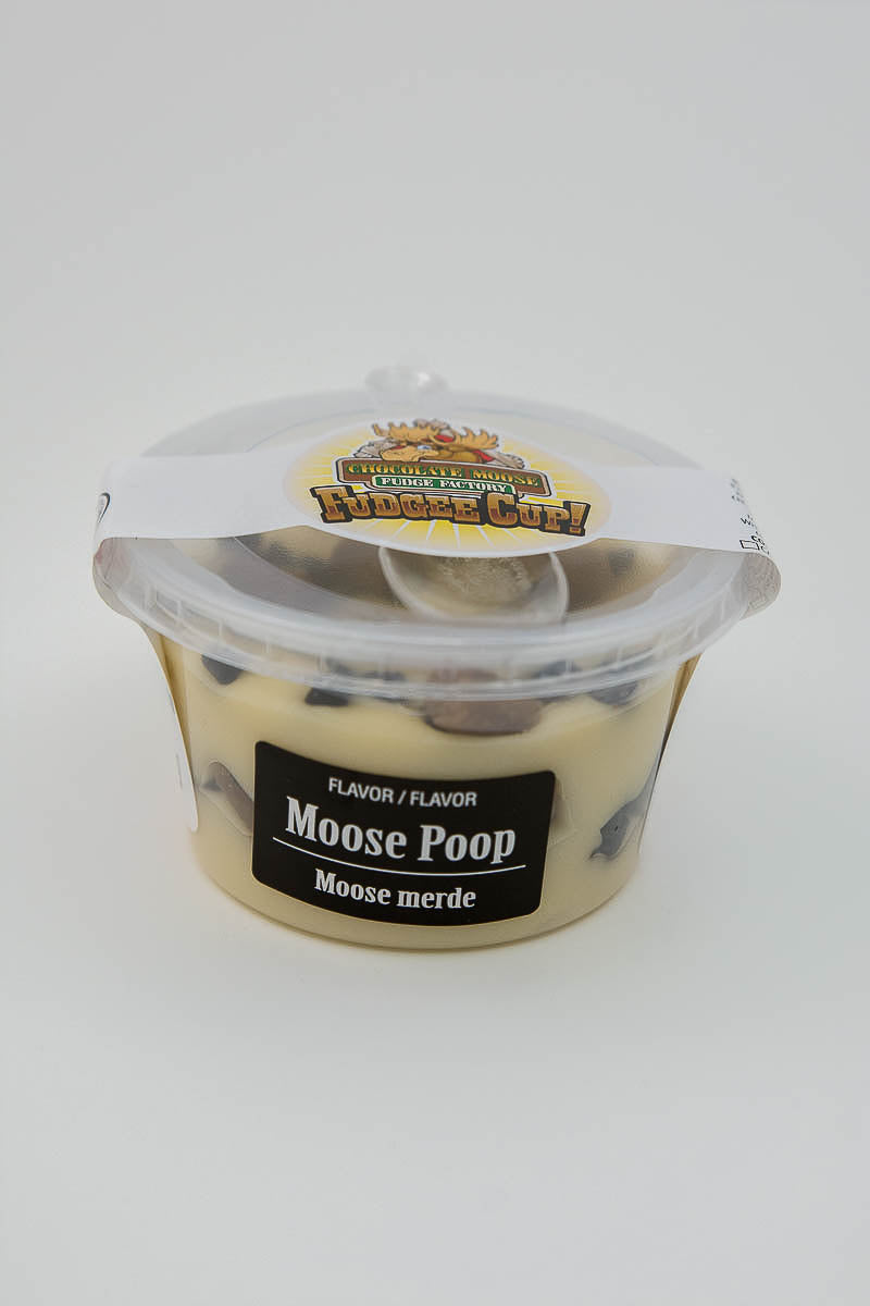 Moose Poop - Fudge Cups