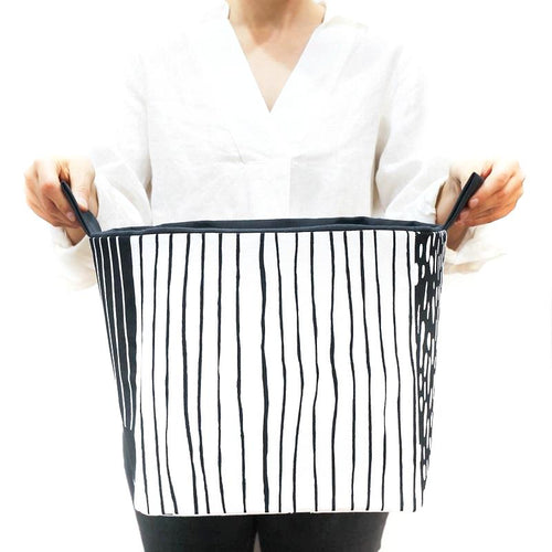 INDUSTRIAL - Large Cube Storage Basket 27cm x 27cm