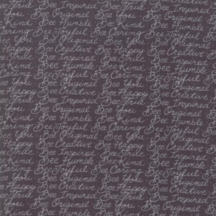 NEW!!  Bee Joyful - Per Yard - Deb Strain for MODA - beautiful prints! 19878-15 - lattice tone on tone light gray (dove grey)
