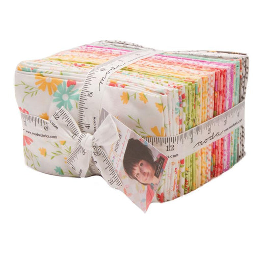 "Early Release! Sunnyside Up - Fat 8 Bundle (37) 9"" x 22"" pieces - Moda - by Corey Yoder of Coriander Quilts - RebsFabStash"
