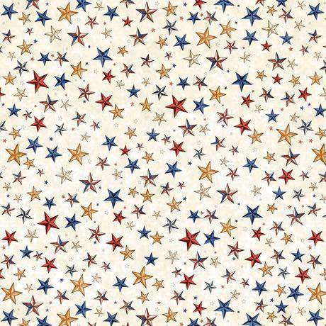 All American - per yard - Dan Morris - Quilting Treasures - Military Vehicles - Brick - 27615-R - Tanks submarines ships airplanes jeeps helicopters stars - RebsFabStash