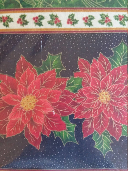 "Complete Quilt Kit - Sounds of the Season - Kensington Studios - Includes fabric and pattern - Finished Quilt size 59"" x 71"" - RebsFabStash"
