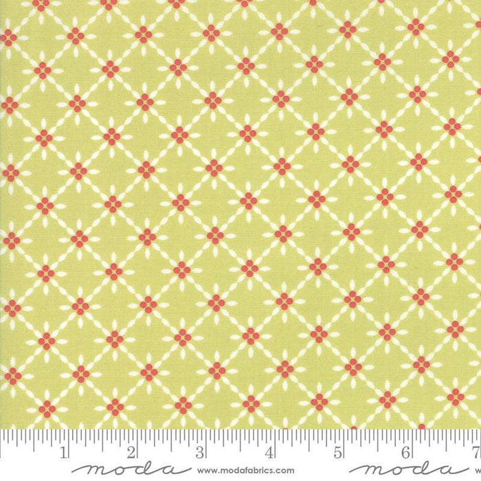 Holliberry - Multi X Print - per yard - Corey Yoder Little Miss Shabby for MODA - 29096 21 - holiday, Christmas - RebsFabStash