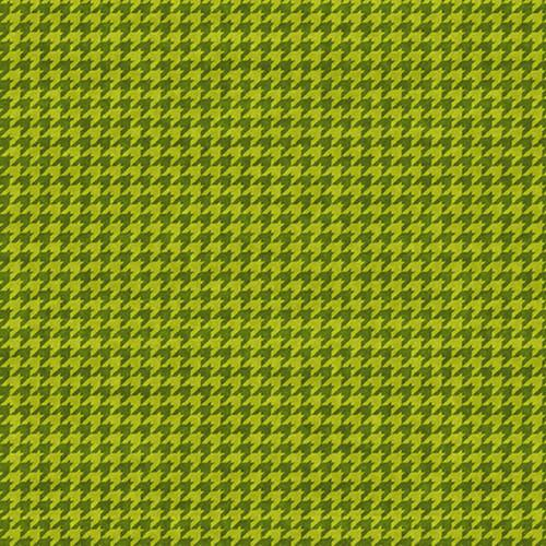 Houndstooth Basics - per yard - By Leanne Anderson for Henry Glass - Houndstooth - ROSE - 8624-22 - RebsFabStash