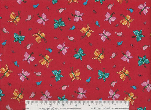 Butterflies - Per Yd - Mary Engelbreit -Quilting Treasures