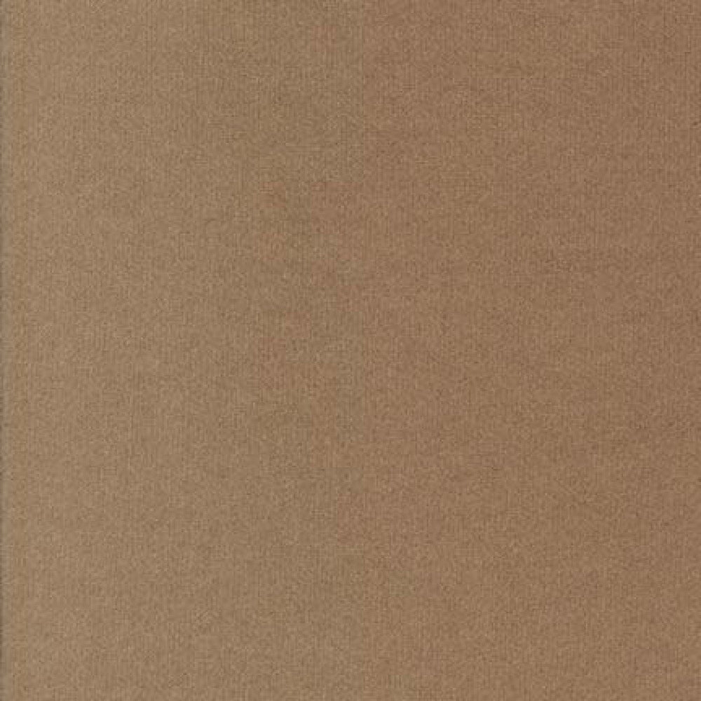 Flannel Per Yd - Bison - Robert Kaufman - 2-Ply - Very Soft - High Quality - Tan/Brown