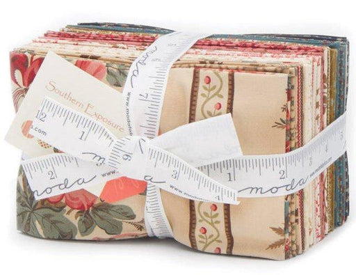 "Southern Exposure - (30) Fat Eighths 9"" x 22"" pieces - Moda - Laundry Basket Quilts"